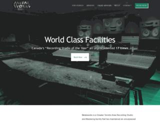 metalworksstudios.com screenshot