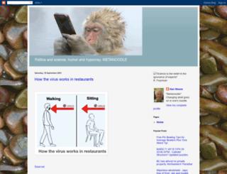 metanoodle.blogspot.com screenshot