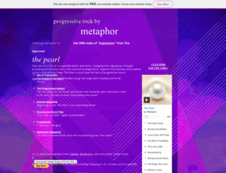 metaphor.org screenshot