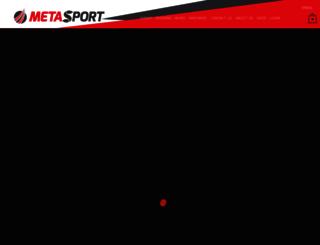 metasport.com screenshot
