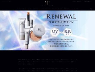 metatron-cosme.jp screenshot