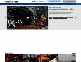 metatube.com screenshot