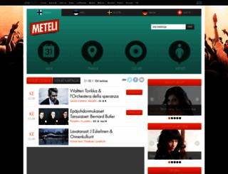 meteli.net screenshot