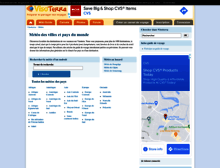 meteo.visoterra.com screenshot