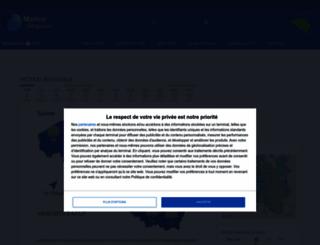 meteobelgique.be screenshot