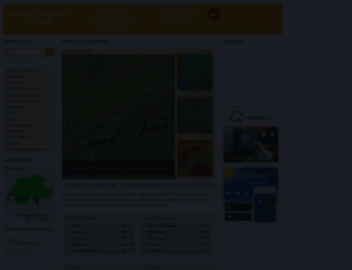 meteocentrale.ch screenshot
