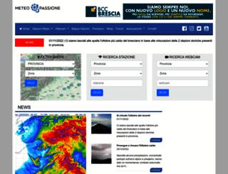 meteopassione.com screenshot