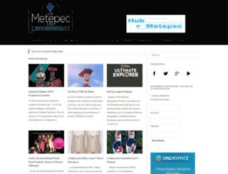 metepecmx.com screenshot