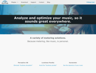 meterplugs.com screenshot