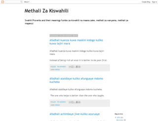 methali-za-kiswahili.blogspot.com screenshot