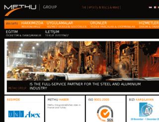 methuturkey.com screenshot