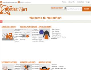 metiermart.com screenshot