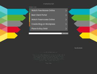 metiista.net screenshot