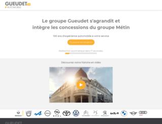 metin.fr screenshot