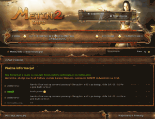 metin2.info.pl screenshot