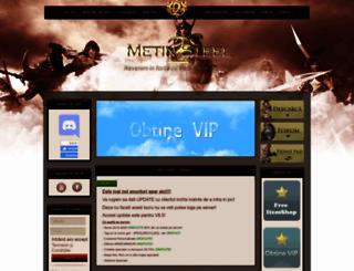 metin2steel.in screenshot