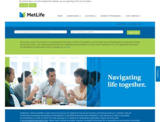 metlifegto.com screenshot