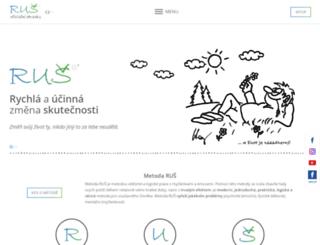 metodarus.cz screenshot