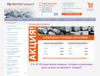 metopttrade.ru screenshot