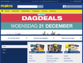 metro-mcc.nl screenshot