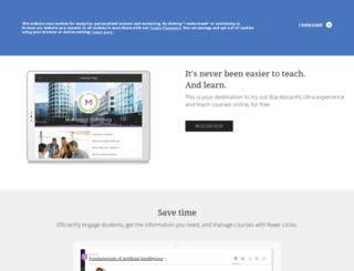 metrocollegeonline.coursesites.com screenshot