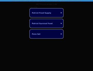 metrocooking.com screenshot