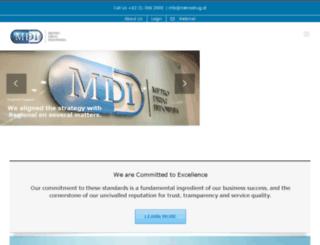 metrodrug.id screenshot