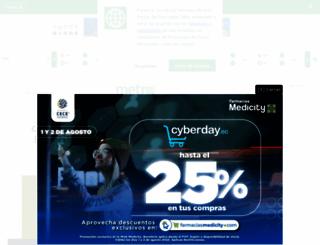 metroecuador.com.ec screenshot