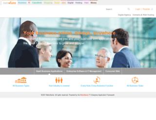 metroflame.com screenshot