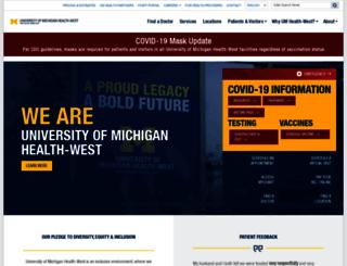 metrohealth.net screenshot