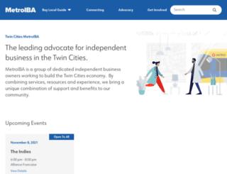 metroiba.org screenshot