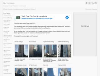 metromanilabuildings.hub.ph screenshot