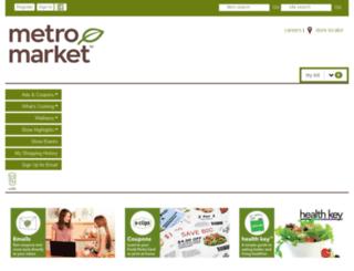 metromarket.net screenshot