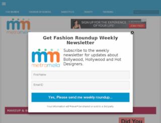 metromela.com screenshot
