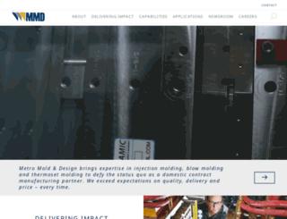 metromold.com screenshot