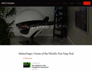 metronaps.com screenshot