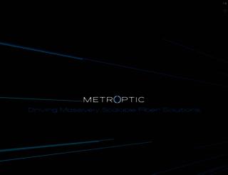 metrooptic.com screenshot