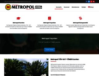 metropolegitimkurumlari.com screenshot