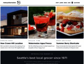 metropolitan-market.com screenshot