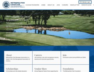 metropolitanclubma.clubhouseonline-e3.com screenshot