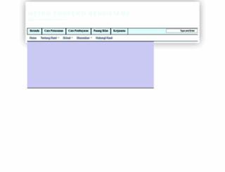 metroproperti.com screenshot
