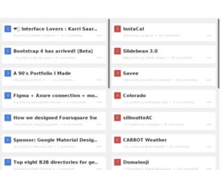 metrorailinfo.in screenshot