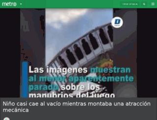 metrotv.pr screenshot