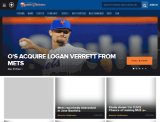 mets.scout.com screenshot