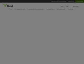 metsaforest.com screenshot