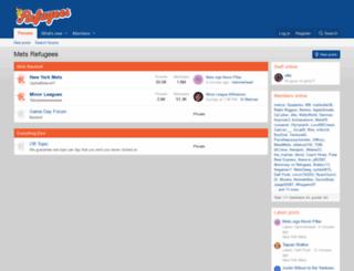 metsrefugees.com screenshot