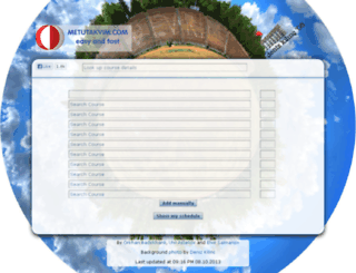 metutakvim.com screenshot
