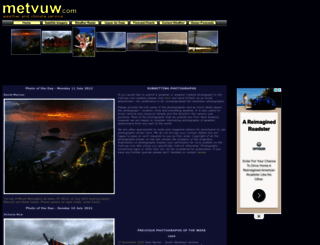 metvuw.com screenshot