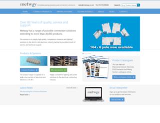 metway.co.uk screenshot