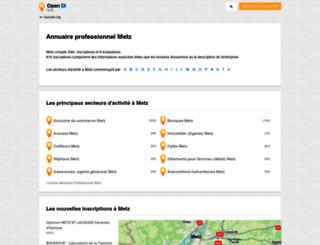 metz.opendi.fr screenshot